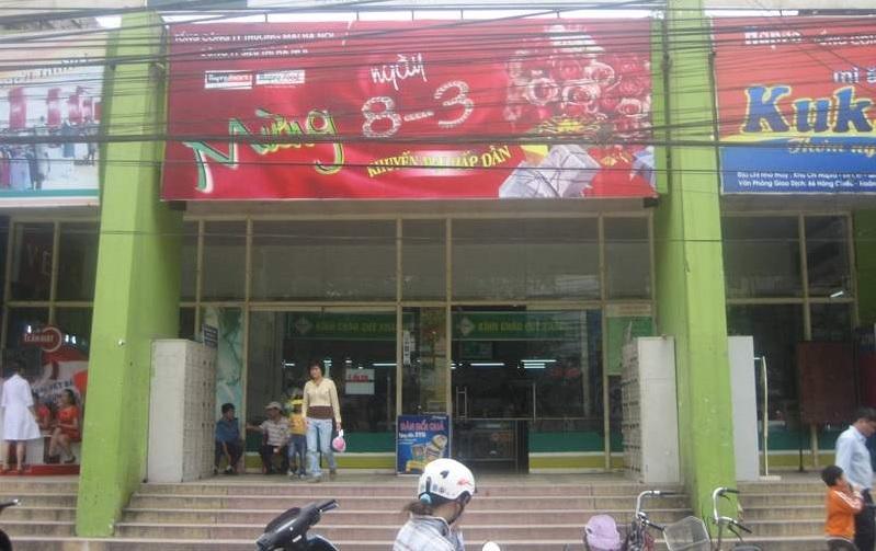 Hút bể phốt tại Bách Hóa Thanh Xuân