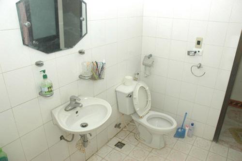 Dùng vi khuẩn để khử mùi hôi khó chịu trong nhà vệ sinh
