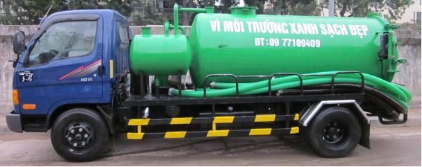 Công ty Việt Linh Tuyển dụng vị trí Lái xe Hút bể phốt