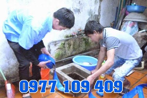 Rút hầm cầu Quận Phú Nhuận