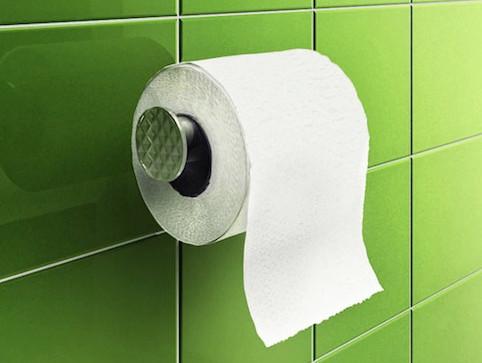 Trục để giấy vệ sinh