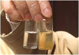 100% mẫu nước ở Mỹ Đình II chứa chất gây ung thư