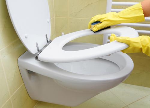 Nguy cơ mắc bệnh trong nhà vệ sinh vì thiếu ... vệ sinh