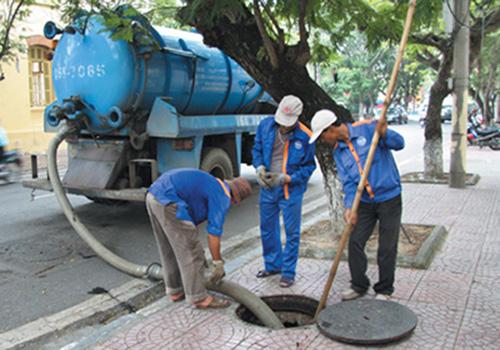 Dịch vụ hút bể phốt chất lượng Việt Linh