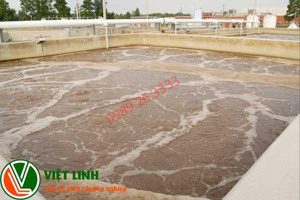 Hút bùn vi sinh tại Bắc Giang