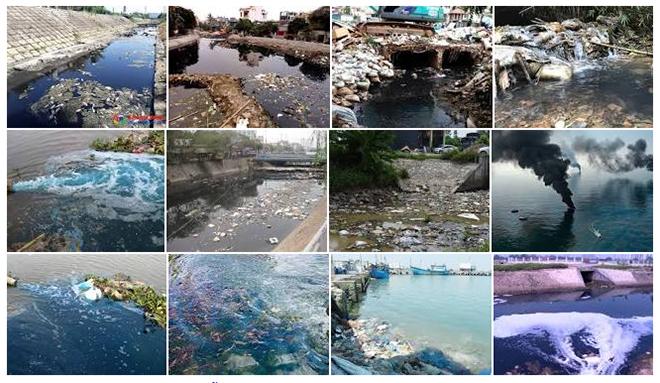 Ô nhiễm môi trường nước - nguyên nhân và cách khắc phục
