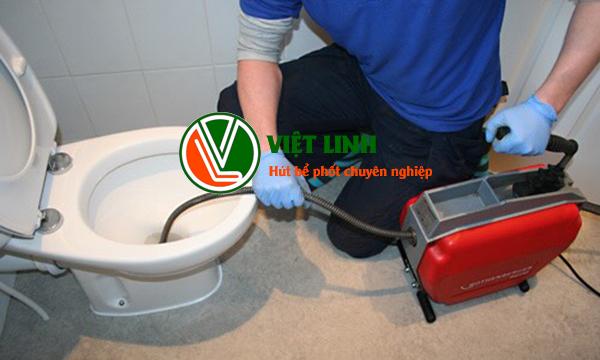 Thông tắc vệ sinh tại Hà Đông