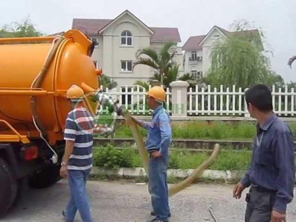 Thông cống nghẹt  tại Quận Gò Vấp