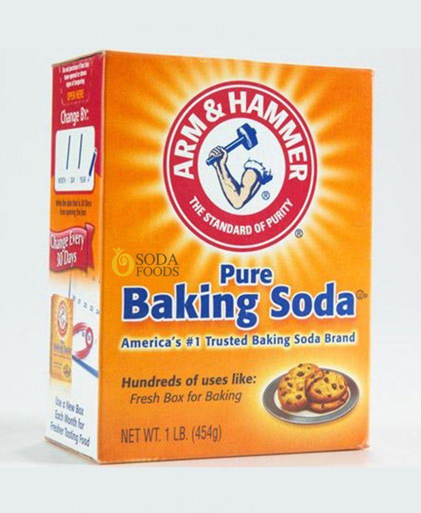 Thông tắc bồn cầu bằng Baking Soda