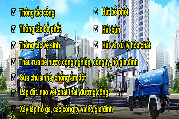 Những dịch vụ chính mà Việt Linh đang cung cấp