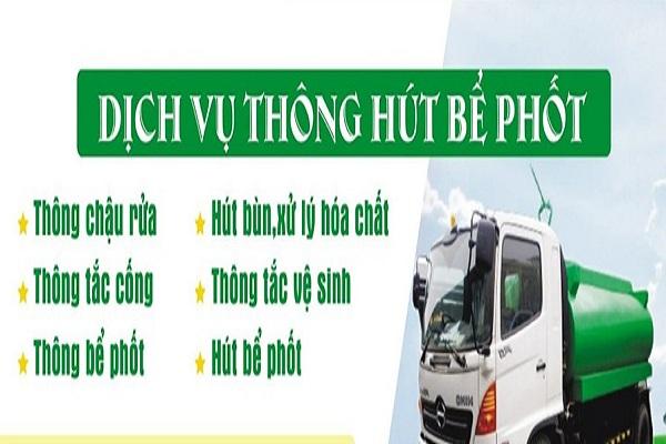 các dịch vụ vệ sinh môi trường tại Việt Linh