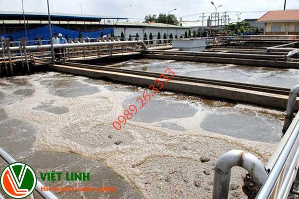 dịch vụ hút bùn vi sinh tại Bắc Giang