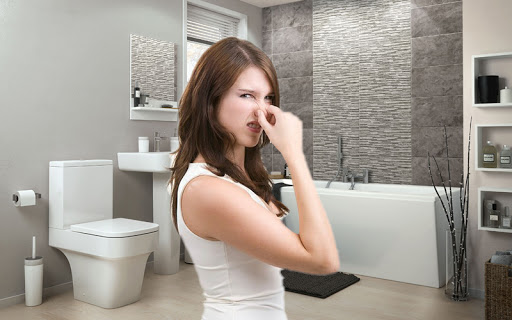 Cách khử mùi hôi nhà về sinh