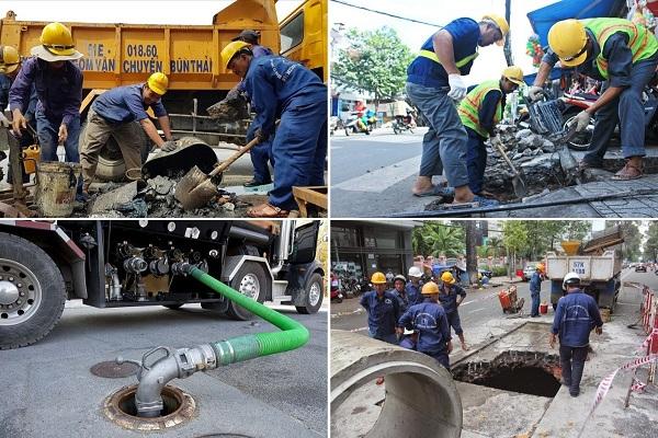 Quy trình hút bể phốt chuyên nghiệp tại Việt Linh