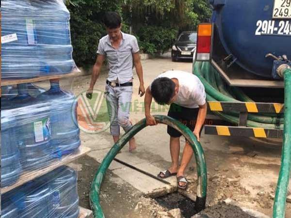 dịch vụ thông cống nghẹt tại tây Ninh