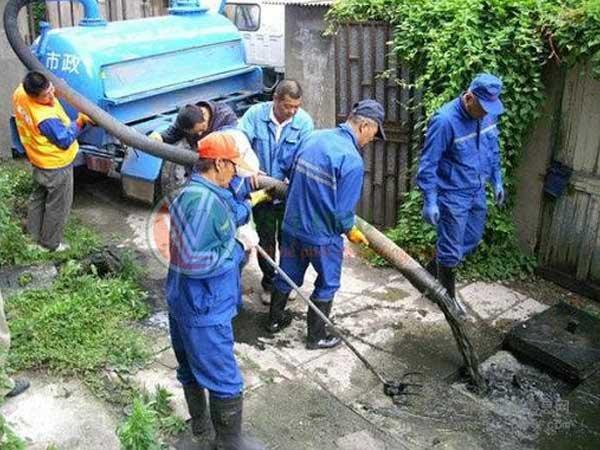 Cam kết của Việt Linh về dịch vụ thông cống nghẹt tại TP.HCM