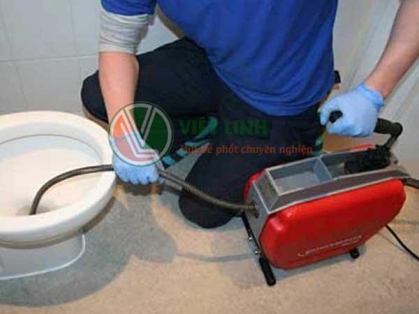 Dịch vụ thông tắc vệ sinh rẻ nhất tại Hà Nội